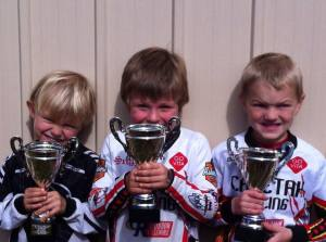 Ashmore BMX Club- SQ Titles- our 5 yr olds