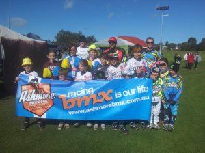 Ashmore BMX Club- SQ Titles Riders