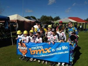 Ashmore BMX Club- Team